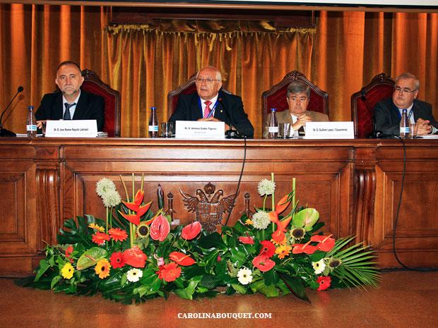 Decoracion de actos institucionales granada andaluc a y for Granada interiorismo y decoracion