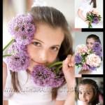 10. Decoracion de Comuniones - Flores de Comunion