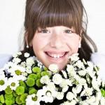 11. Decoracion de Comuniones - Flores de Comunion