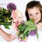 9. Decoracion de Comuniones - Flores de Comunion