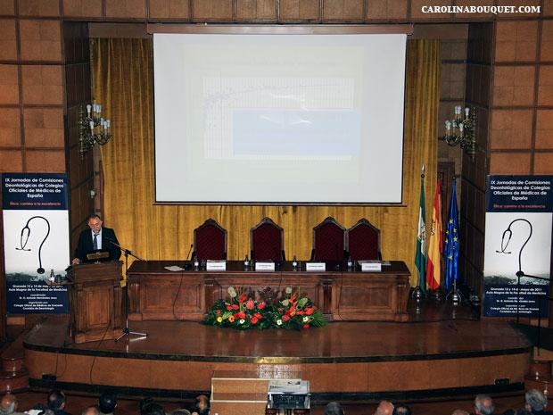 Decoraci n de actos institucionales granada andaluc a y - Decoracion granada ...