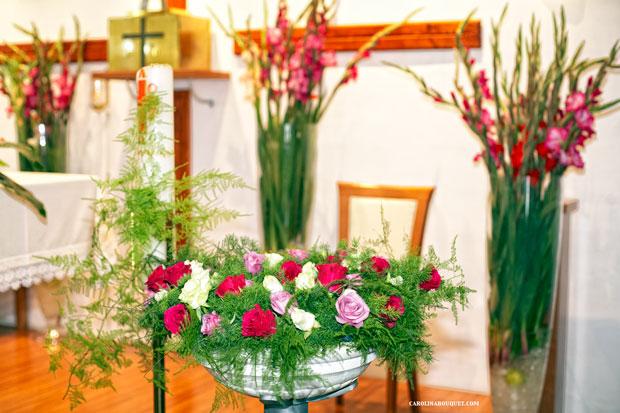 Decoracion De Comuniones Flores De Comunion Tocados De Comunion