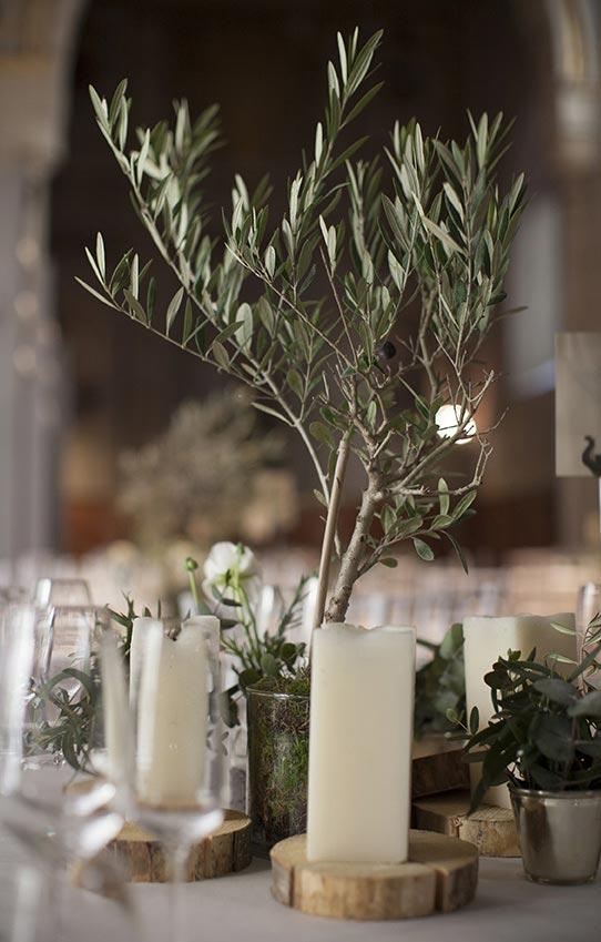 decoración floral de bodas en Granada
