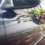 decoración floral para coches de boda en Granada