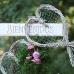 detalles originales para bodas y eventos corazones de ramas