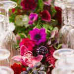 flores boho chic para bodas