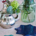elementos de decoración nazarí para bodas