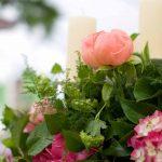 flores para decoración de eventos y bodas