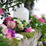decoración floral romántica para eventos