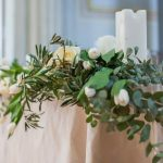 decoración de mesas para bodas estilo rústico