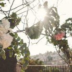 flores decoración vintage en Granada