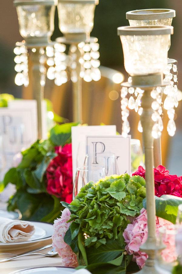centros de mesa de flores para bodas elegantes y con estilo