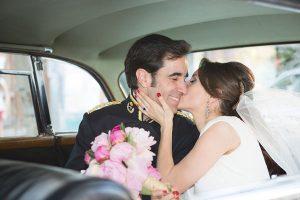 ramo de novia para boda elegante y con estilo