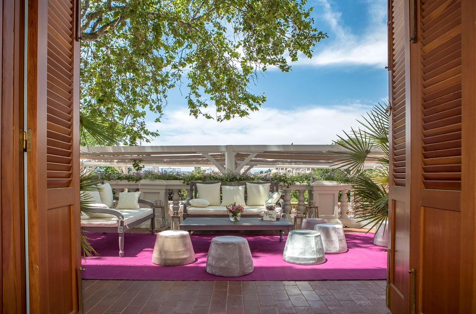 servicio de Chill out para bodas y eventos en Granada