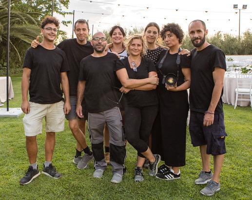 equipo de trabajo de Carolina Bouquet